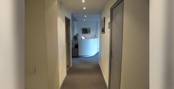 Couloir Cabinet Diététique