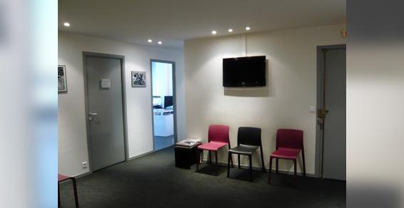 Salle Attente Cabinet Diététique